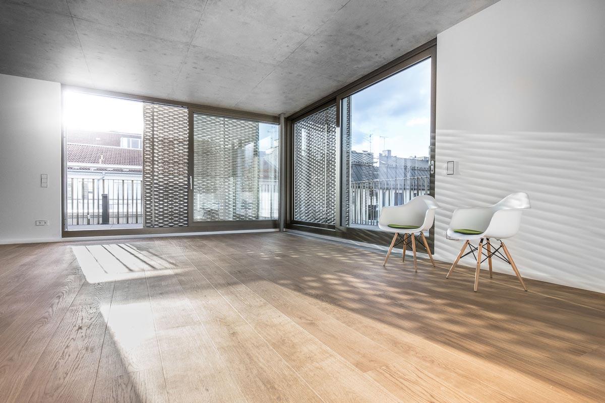 penthouse glockenbachviertel m nchen ii sebastian grenzing. Black Bedroom Furniture Sets. Home Design Ideas